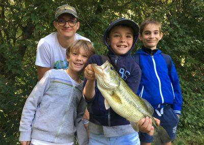 -maxime lagarrigue - camp pêche vacances -sensitiv'pêche
